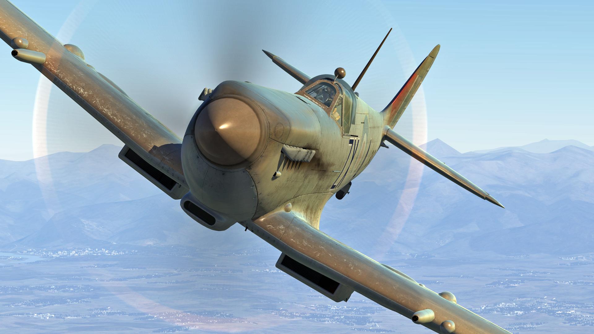 spitfire lf mk ix guide