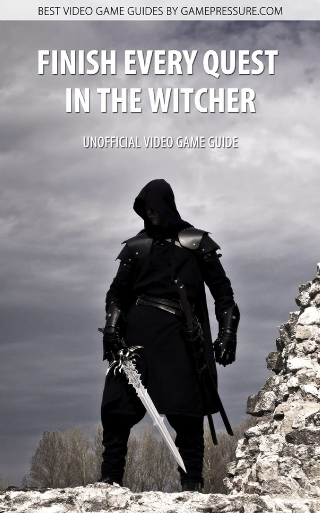 witcher 2 game pressure guide