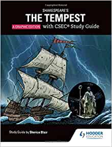 the tempest by william shakespeare study guide