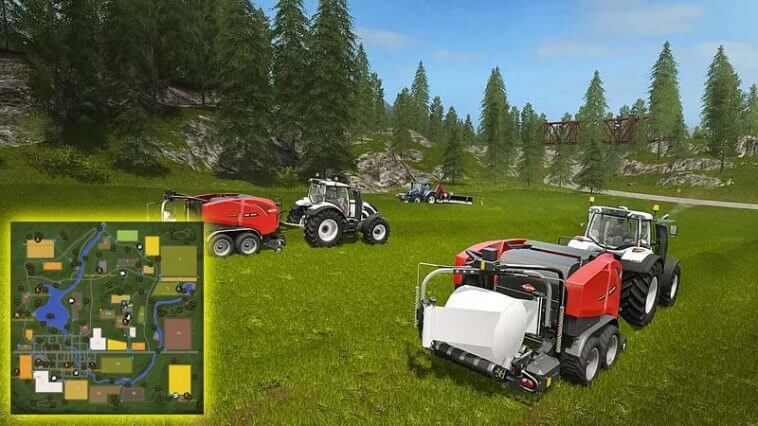 guide to farming simulator 17