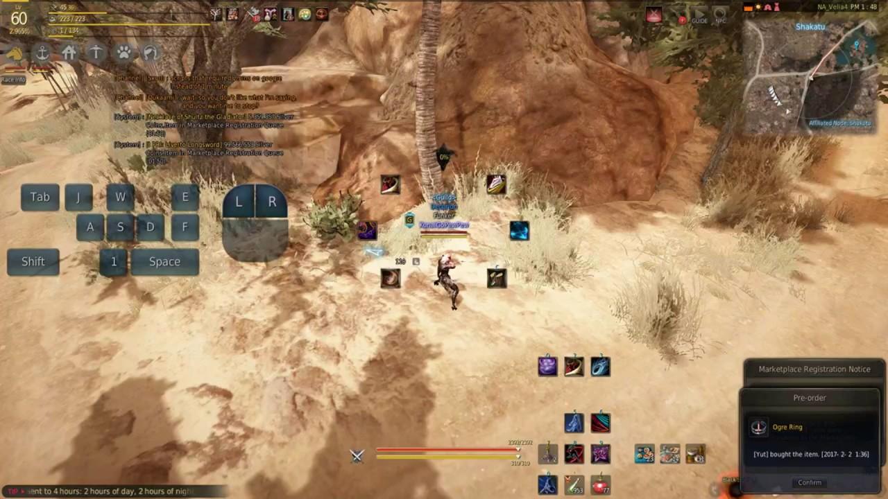 black desert online guide kunoichi