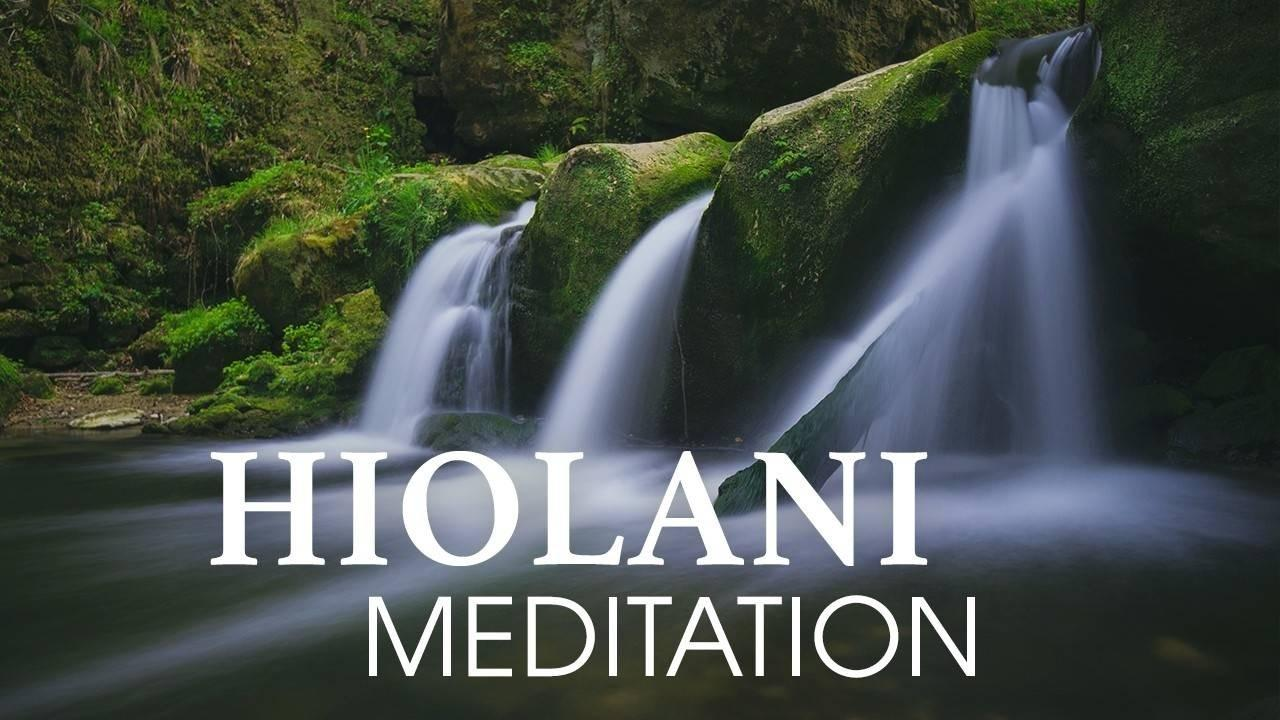 create environment for guided meditation