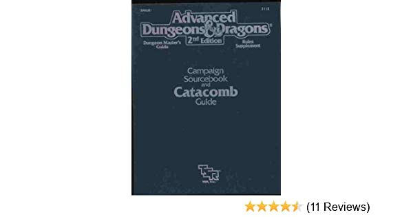 d&d campaign sourcebook and catacomb guide by paul jaquays pdf