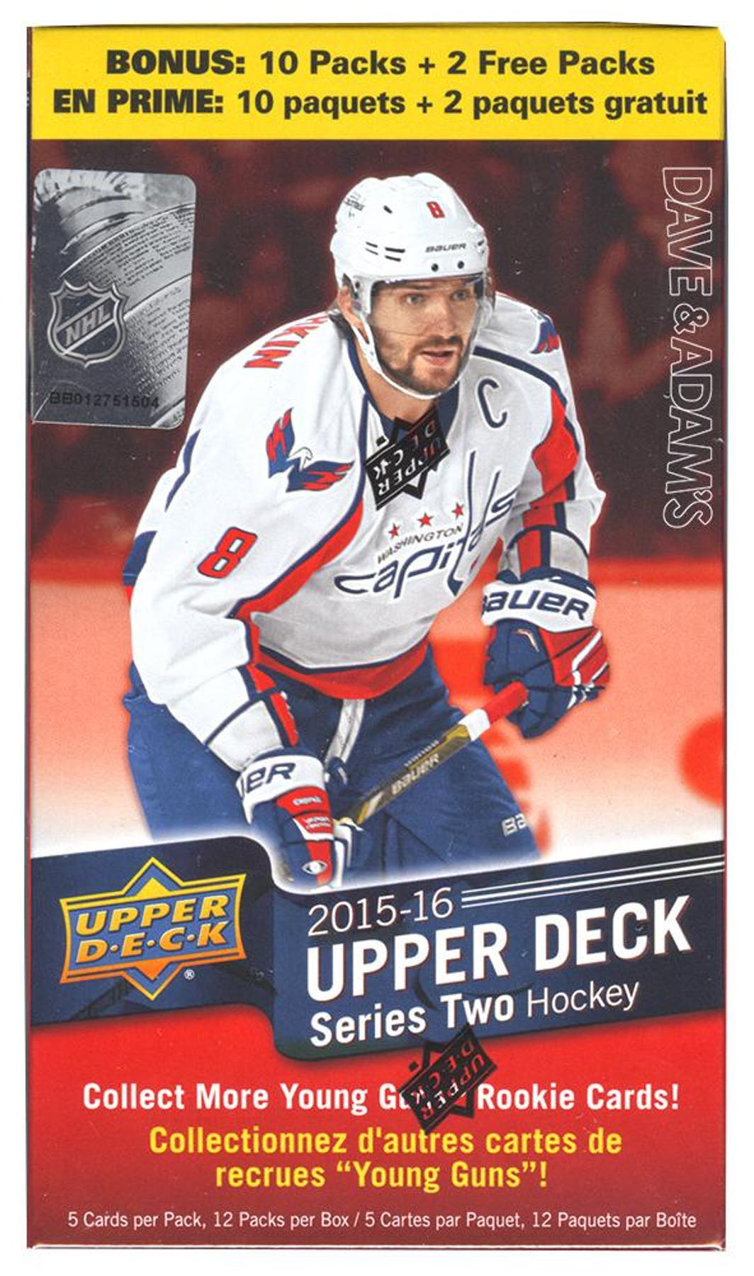 2014 15 upper deck series 2 price guide