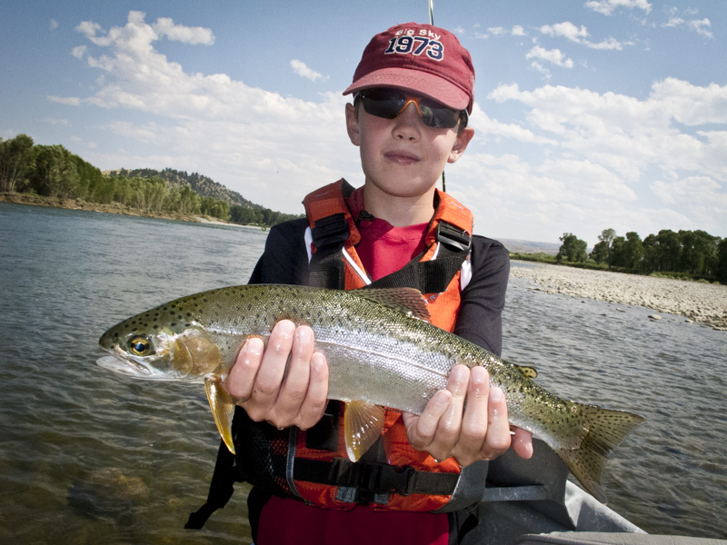 best fly fishing guides yellowstone