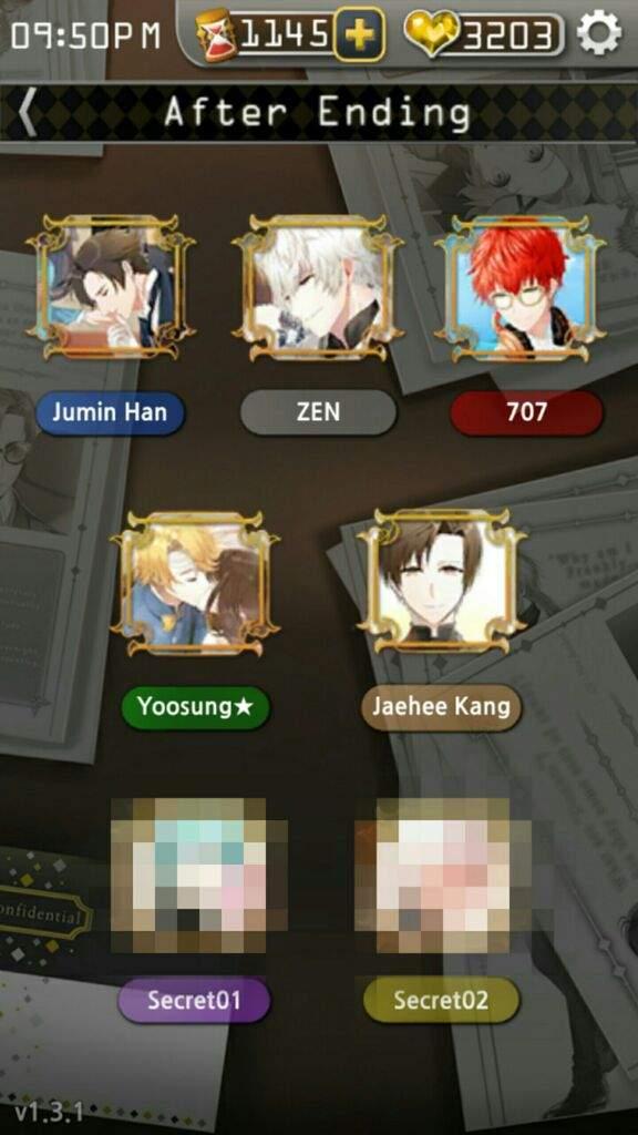 jaehee bad ending 1 guide