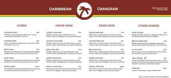 menus according to canadian food guide