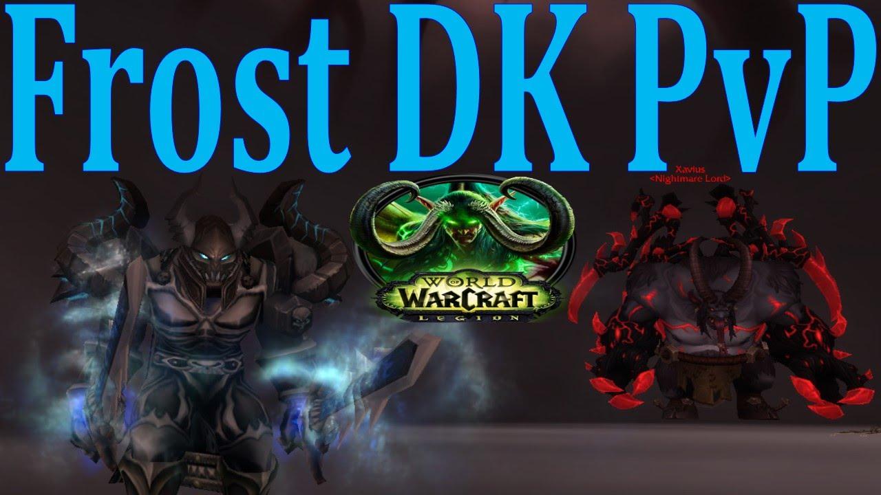 frost dk pvp guide legion