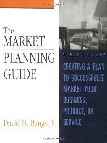 the business planning guide by david h bangs review
