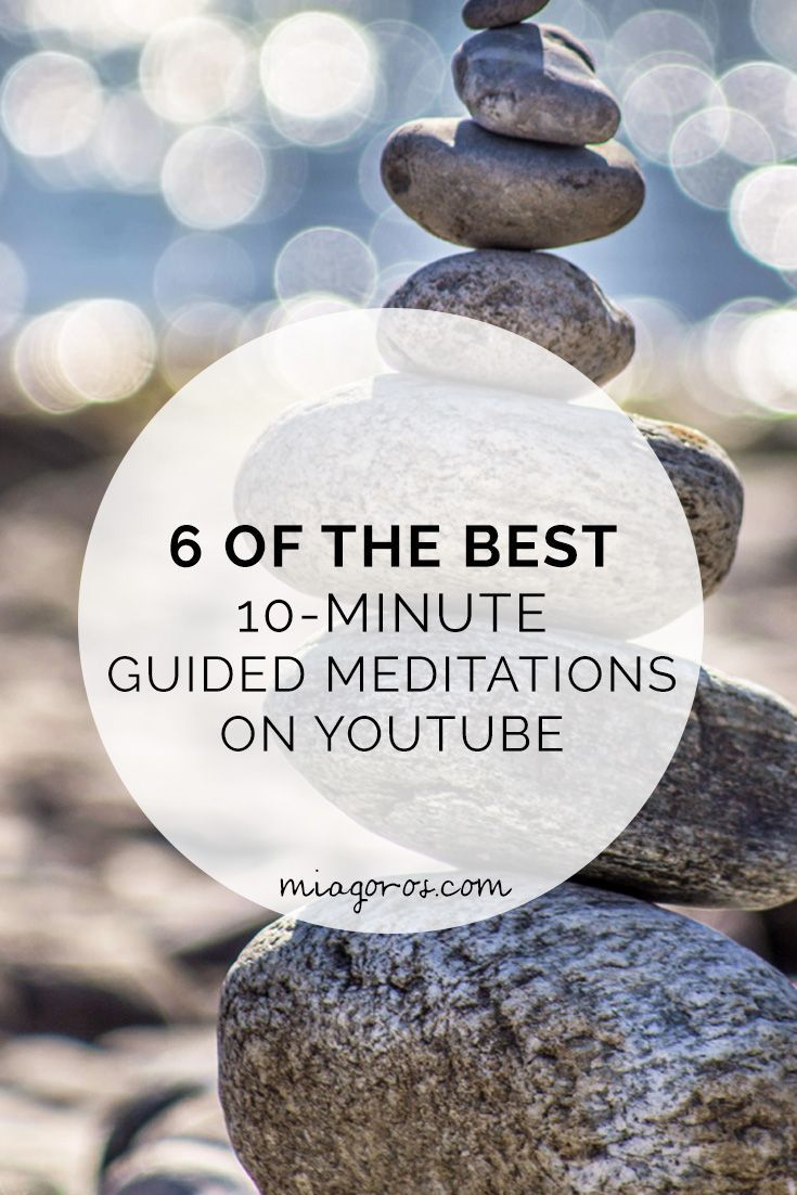 guided mindfulness meditation stress anxiety