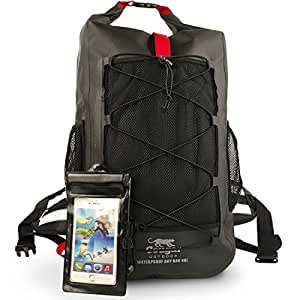 guide gear dry bag backpack