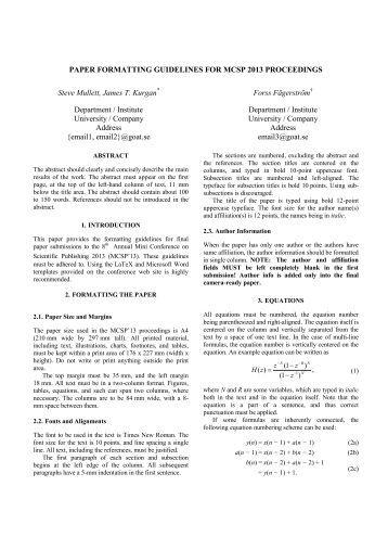 university of calgary apa guide