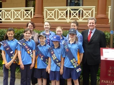 what is girl guides australia