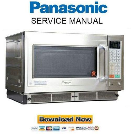 panasonic microwave troubleshooting guide nn-sd227