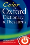 color oxford dictionary thesaurus and wordpower guide