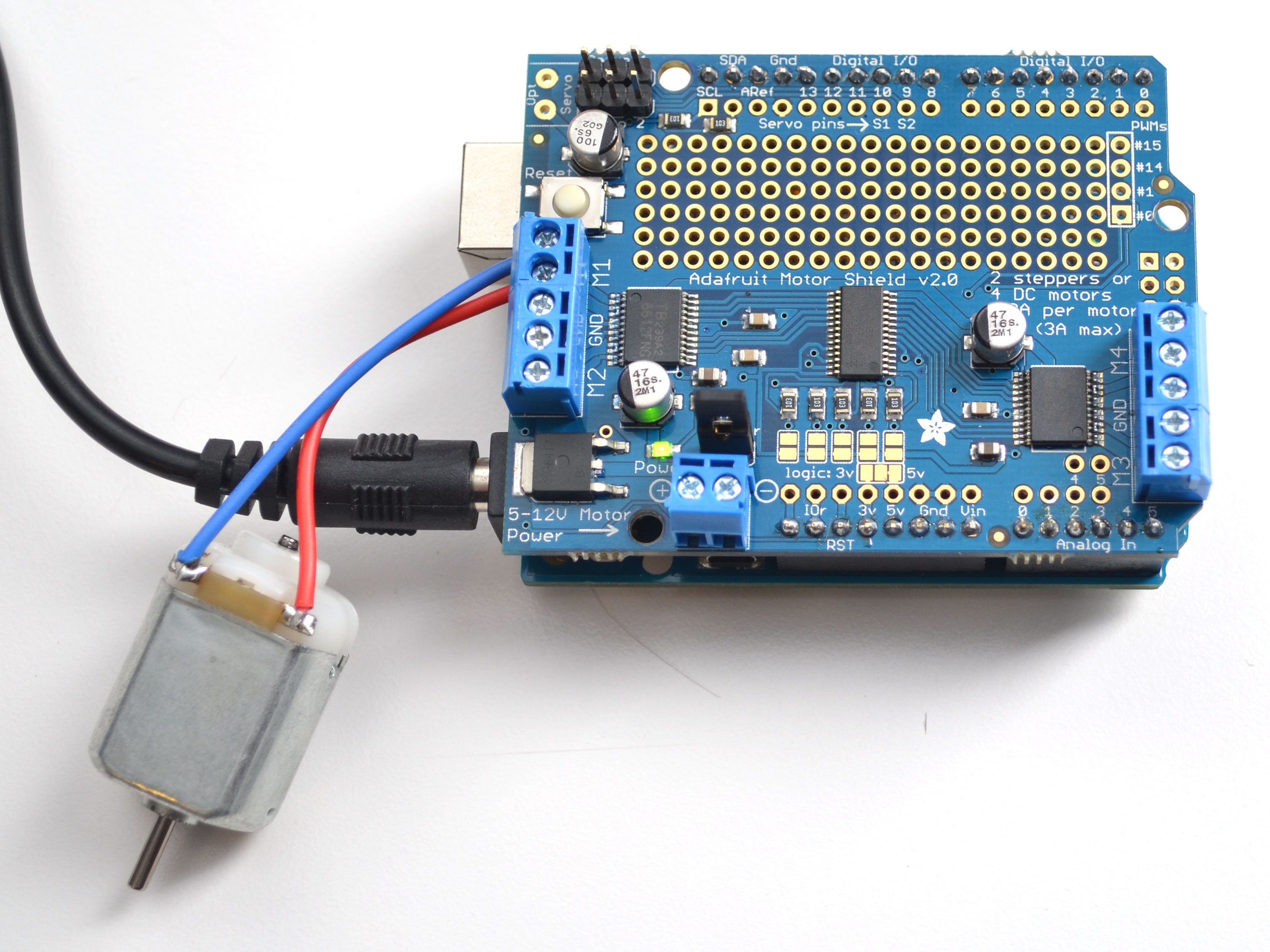 maple systems arduino connection guide