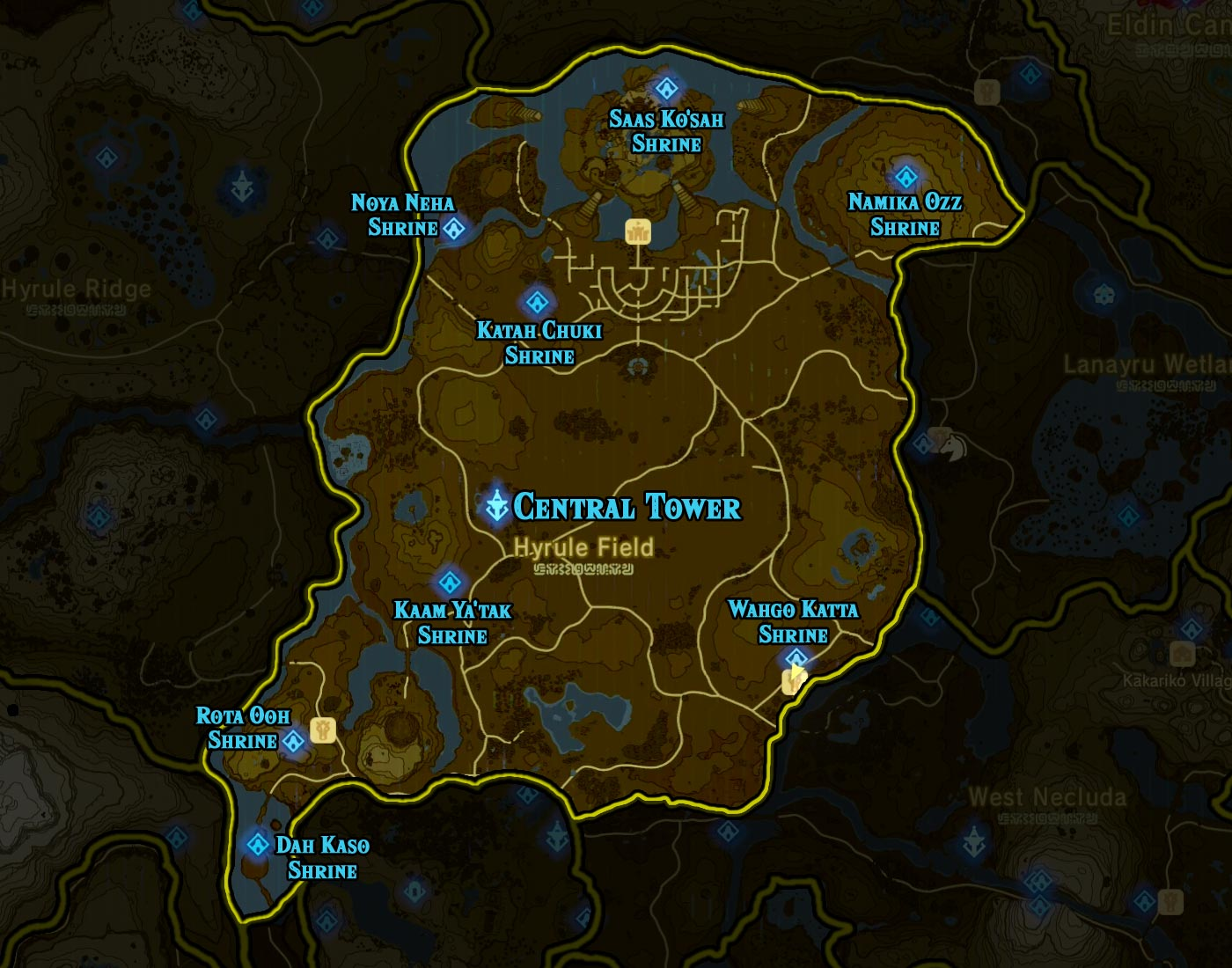 secret of the cedars guide