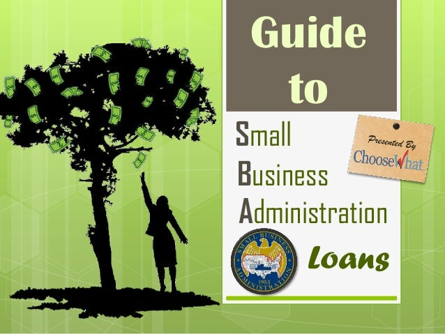access the small business administration guide