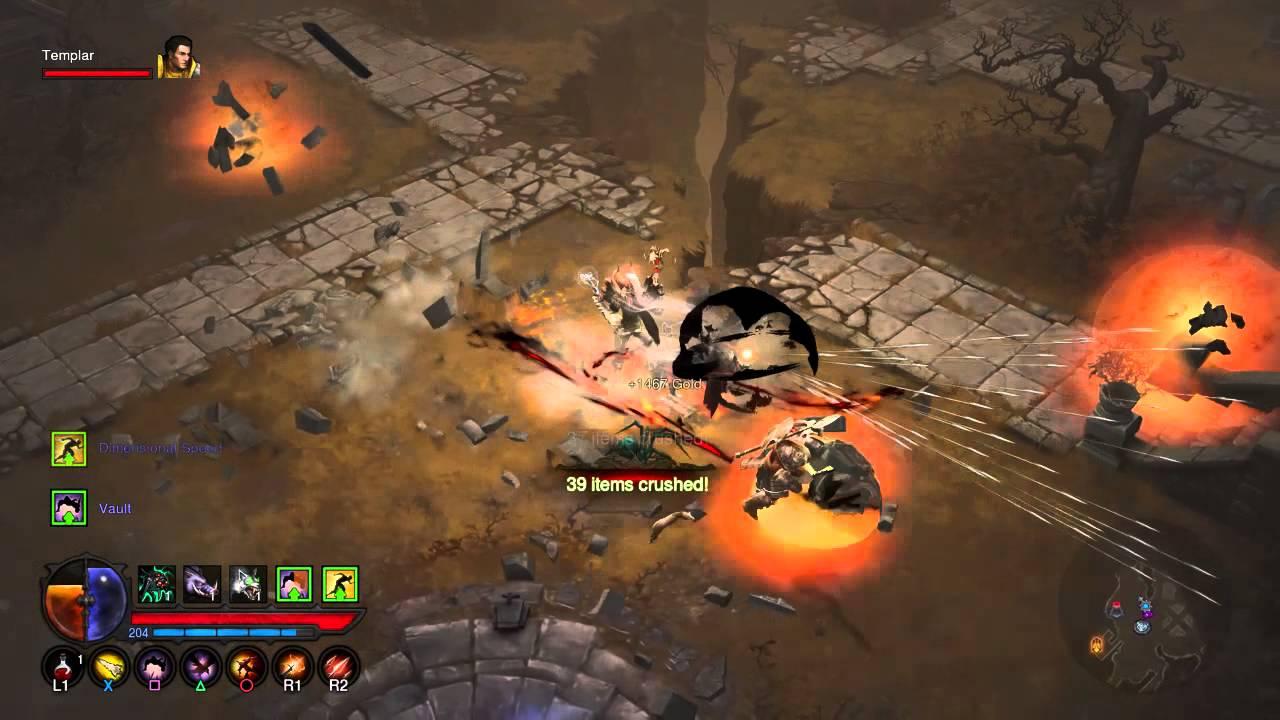 diablo 3 reaper of souls ps4 trophies guide
