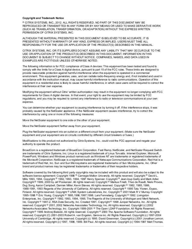 citrix netscaler administration guide 9.3
