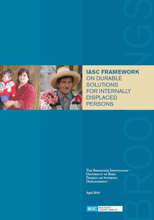 guiding principles on internal displacement signatories