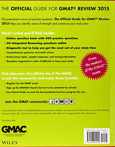 gmat official guide for qantitative