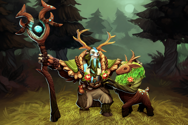 nature prophet dota 2 item guide