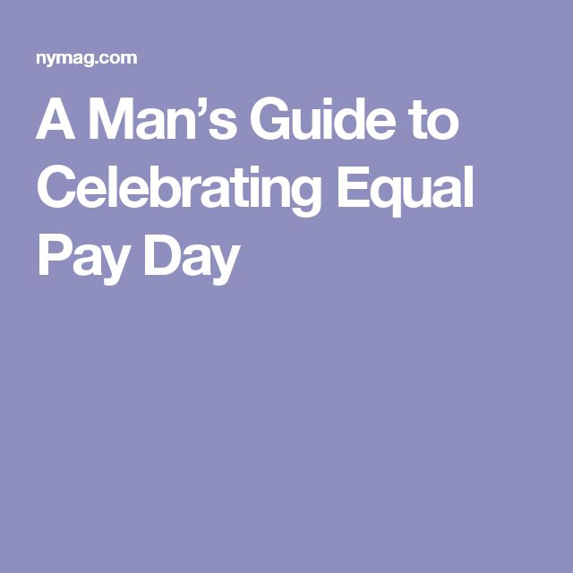 equal pay an introductory guid