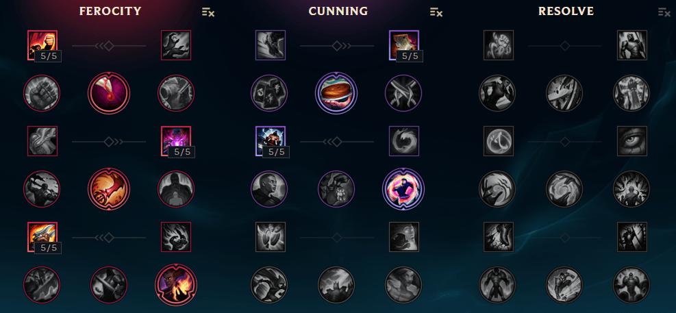 patch 7.22 runes guide league