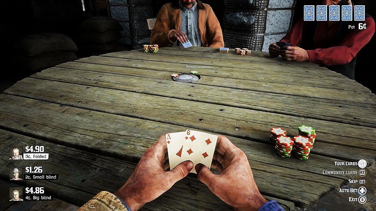 red dead redemption blackjack guide