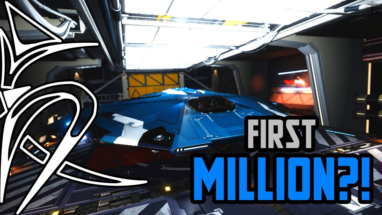 elite dangerous guide first million