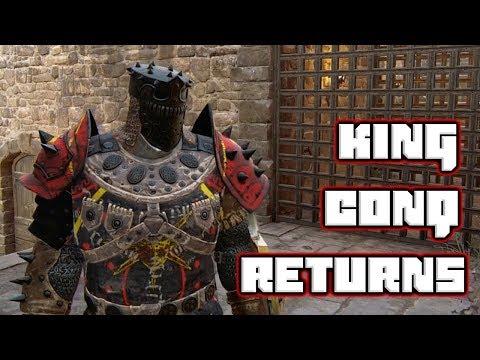 for honor conqueror guide 2018