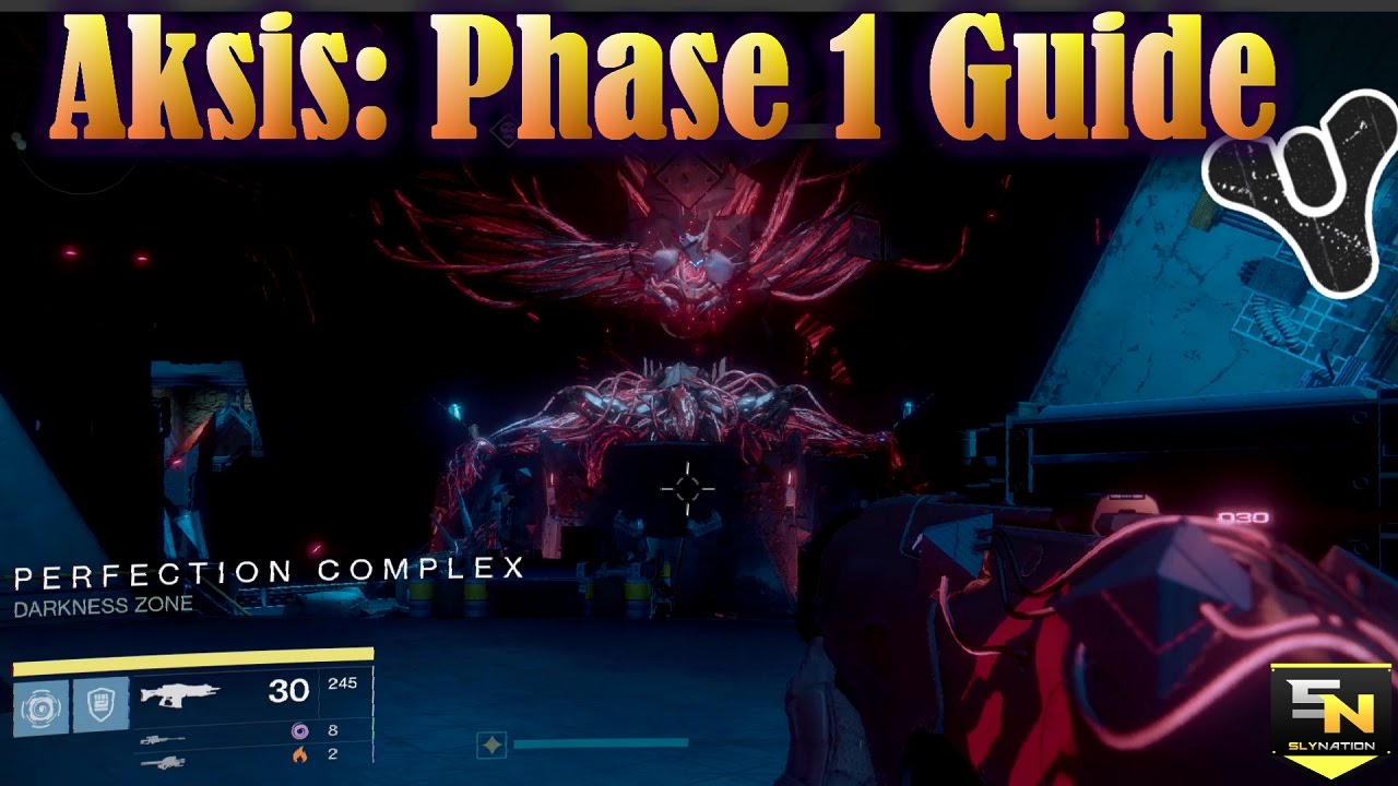 aksis phase 2 challenge guide