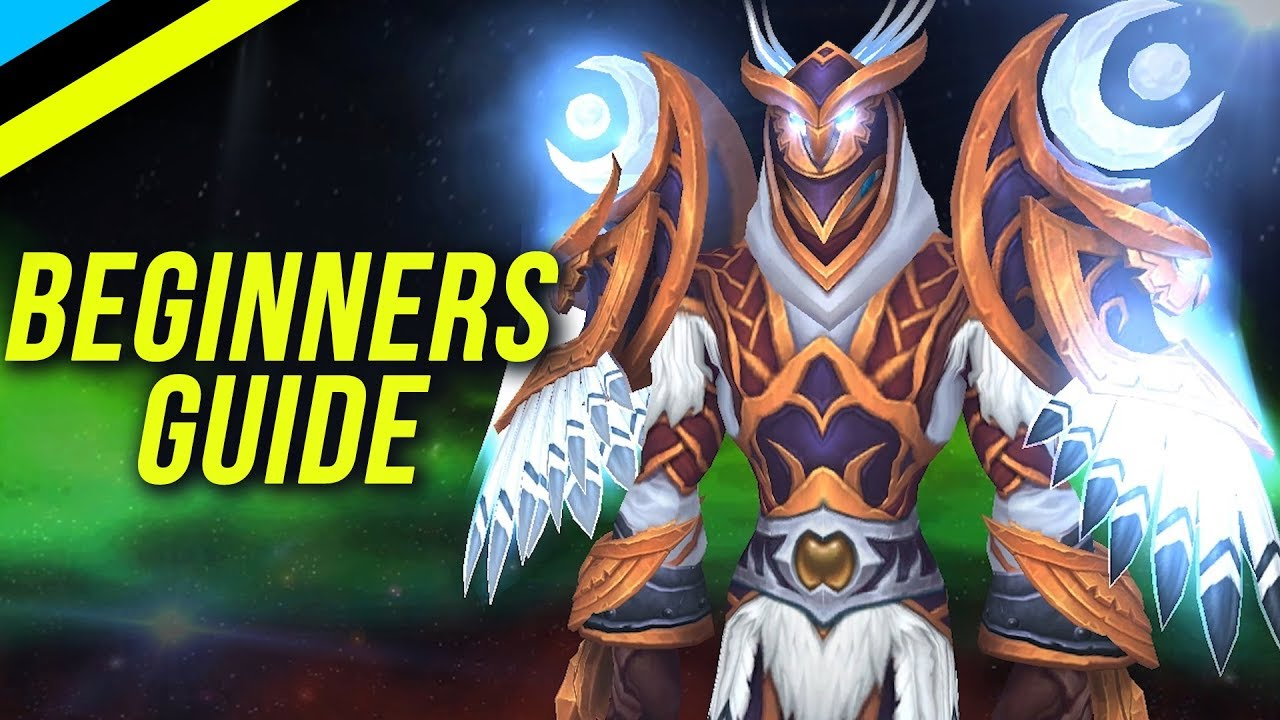 beginners guide for level 110 wow