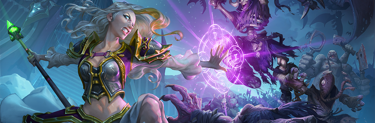 blood queen lana thel guide hearthstone