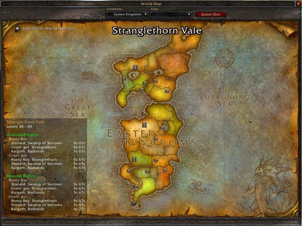 burning crusade leveling guide alliance