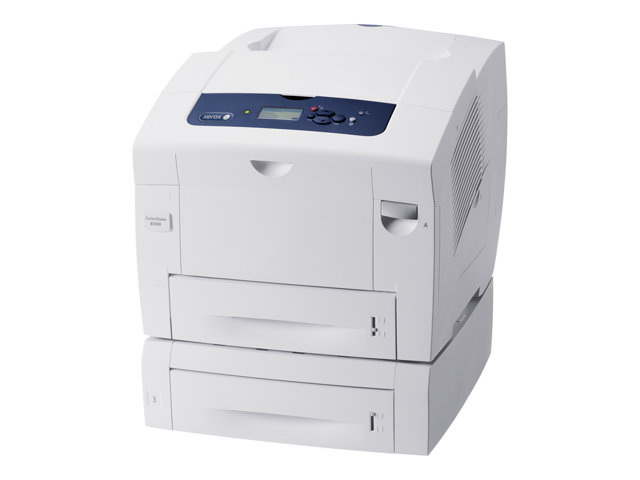 colorqube 8580 solid ink colour printer maintenance guide