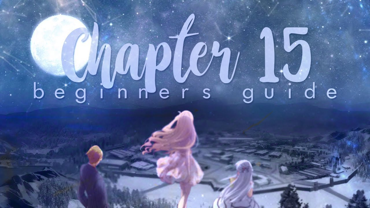 love nikki guide chapter 2