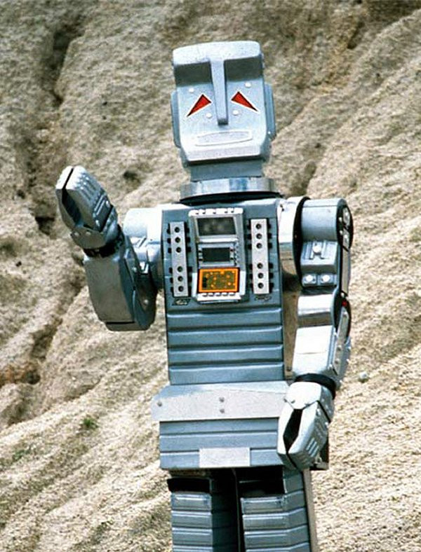 hithhikers guide to the galaxy robot