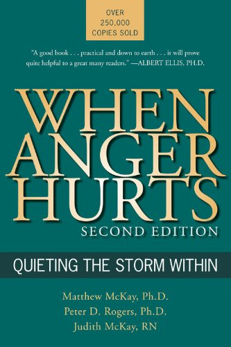 emergency guide to anger control