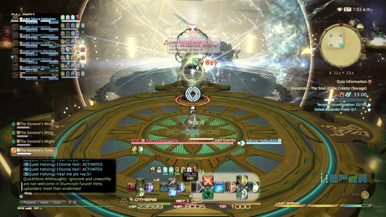 ffxiv soul of the creator savage guide
