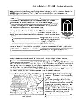 georgia 8th grade math study guide