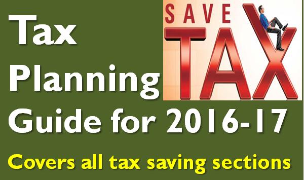 income tax guide 2016 india
