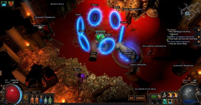path of exile end game guide 2017