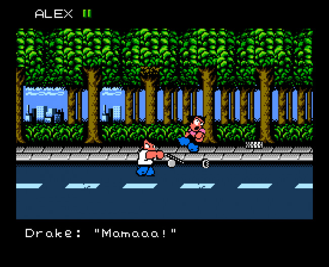 river city ransom nes food guide