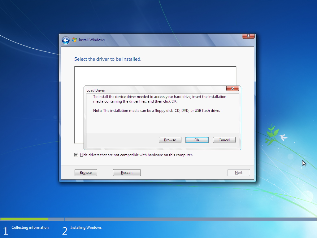 ssd windows 7 installation guide