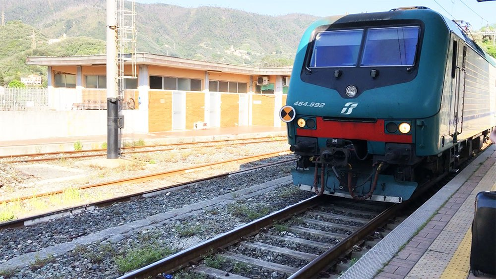 train travel in italy beginners guide