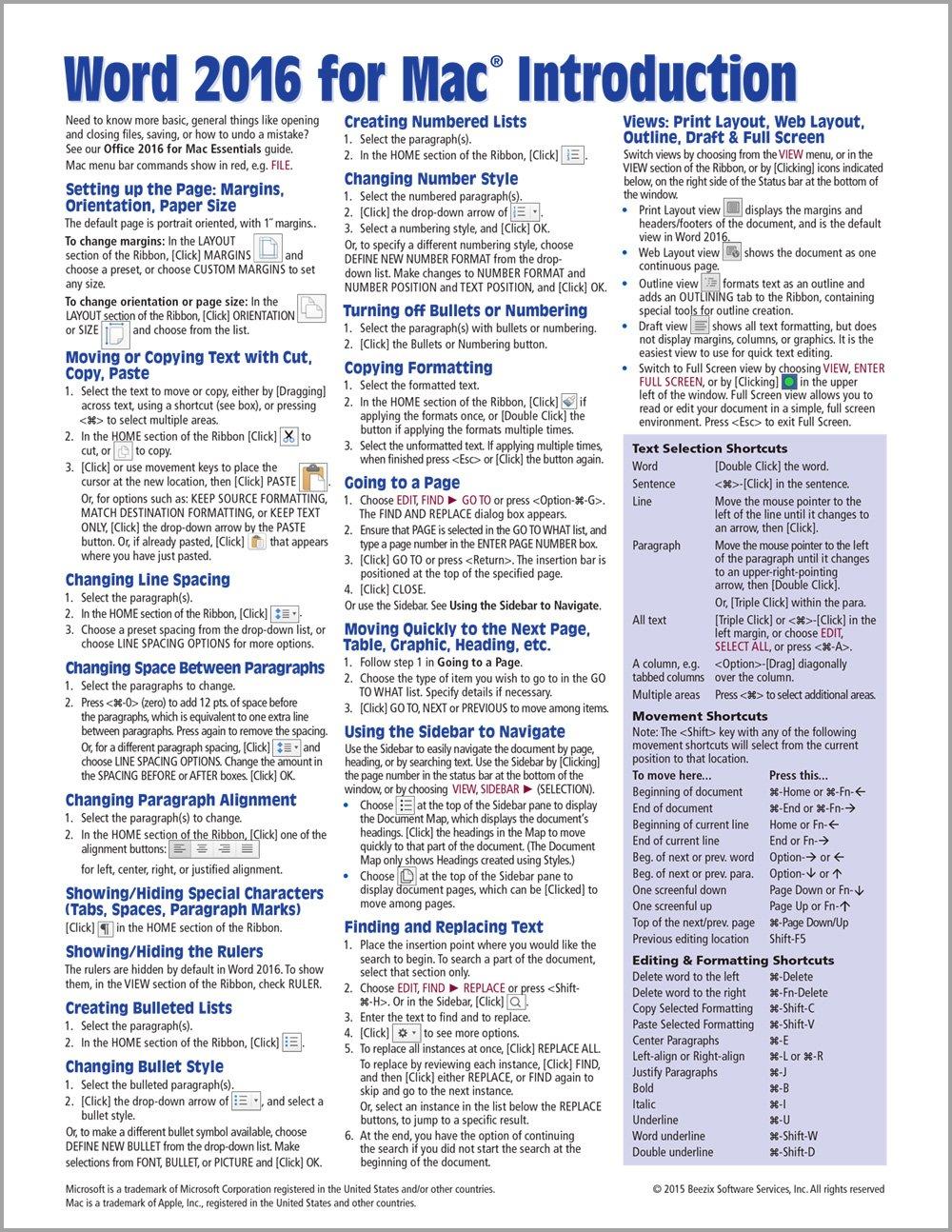 user guide microsoft publisher 2016