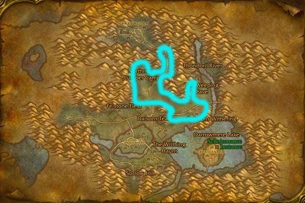 vanilla wow mining guide horde
