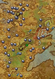 wow pet battle guide draenor